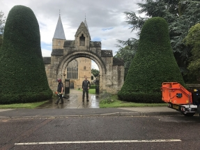 Southwell Minster - After